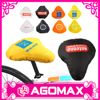 Customized bike rain saddle cover waterproof seat cover for bicycle