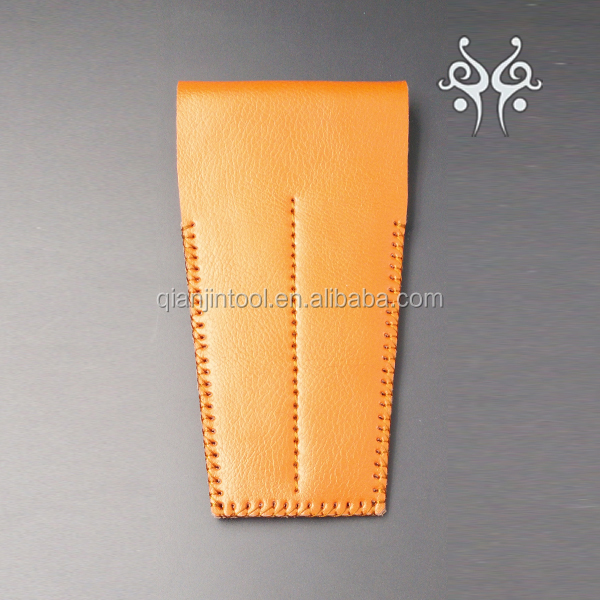 Holder for Hair Cuttting Scissors Salon Tools Barber Salon Leather Holster