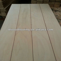 Natural European Beech Hardwood & Solid Wood Flooring