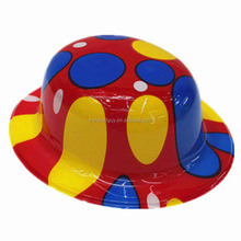 wholesale Party New Years Bowler Plastic eva hat