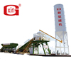 Trailer Ready Mixed Concrete Mixing Plant