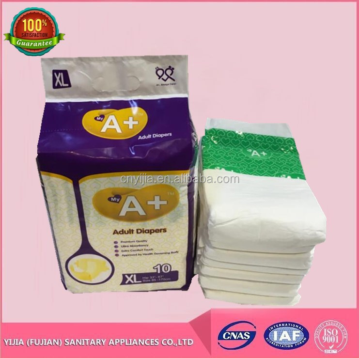 Cheap Disposable Printed Wholesale Adult Diaper