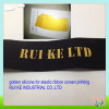 Eco-friendly metalic silicone ink gold -silicone rubber used for landyard