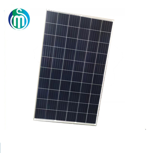 Low price high efficiency solar panel solares 120w poly solar panel