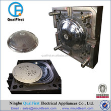 LED light plastic injection mould