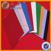 100% nonwoven felt polyester and acrylic fabric in sheet