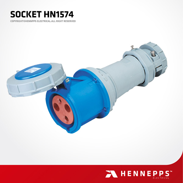 2014 New Hennepps Wire Connector Plug
