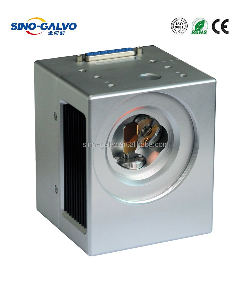 High speed galvo scanner / scan head SG7210 Fiber laser fly marking