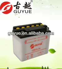 12v 7ah 12v lead acid motorcycle batteries