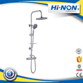 Excellent Quality Low Price Wall Mounted Thermostatic Shower Panels With Rainshower
