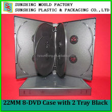 Portable DVD Plastic Packaging Case Wholesales