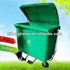 660L Mobile Waste Container With Pedal