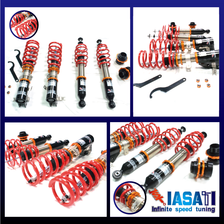 Suspension System Car Shock Absorber Coilover Shocks For HONDA CIVIC (IX) FD2 K14