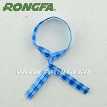 PET Plastic Logo Printed Decorative Twist Ties