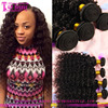 Qingdao gold hair vendor hot sale unprocessed virgin mongolian kinky curly hair