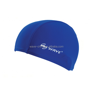 WAVE Factory Supply Nylon Spandex Swimming Lycra Cap