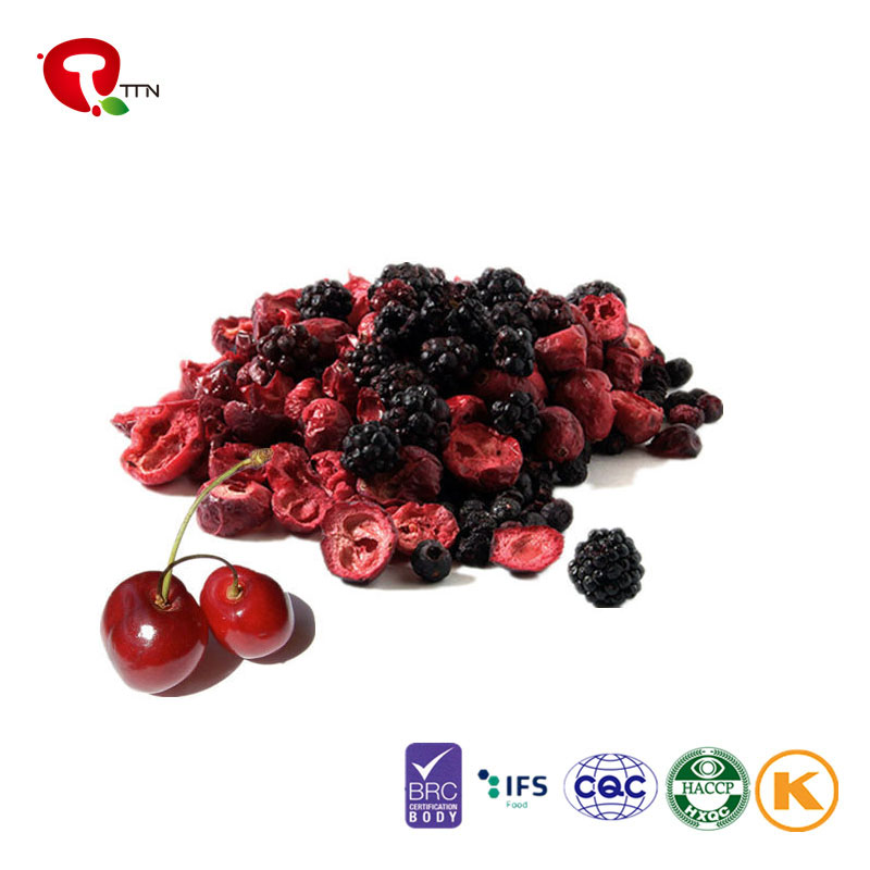 TTN China Sales Freeze dried Cherry Dices