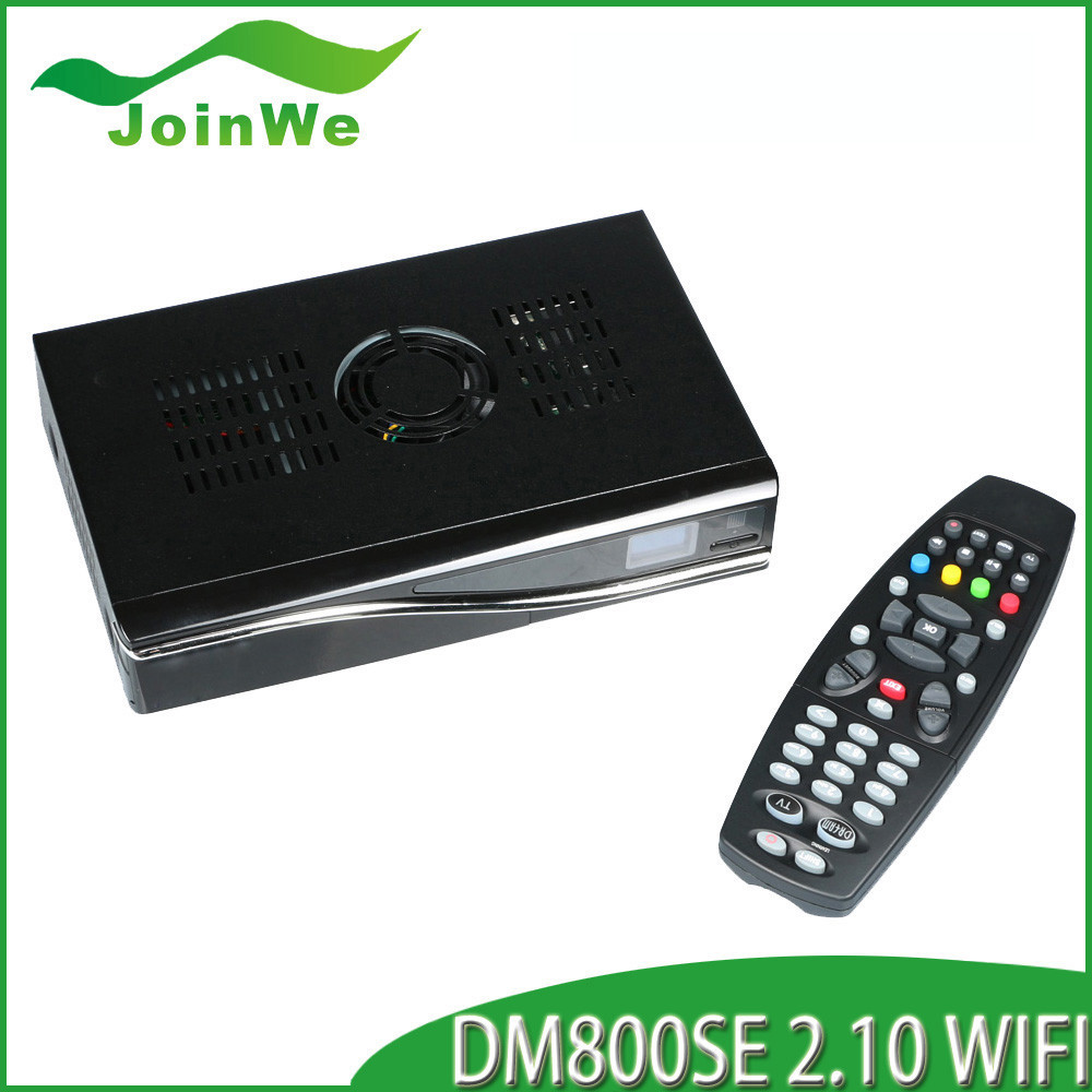 Enigma 2 Full HD Satelite receiver dm800se digital TV receiver with wifi and Youtube for global market dm800se 2.10 wifi