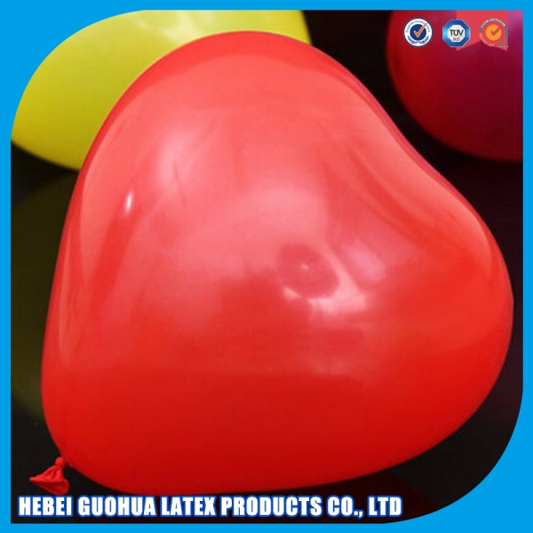 Decorative Heart shaped Inflatable Heart Balloon