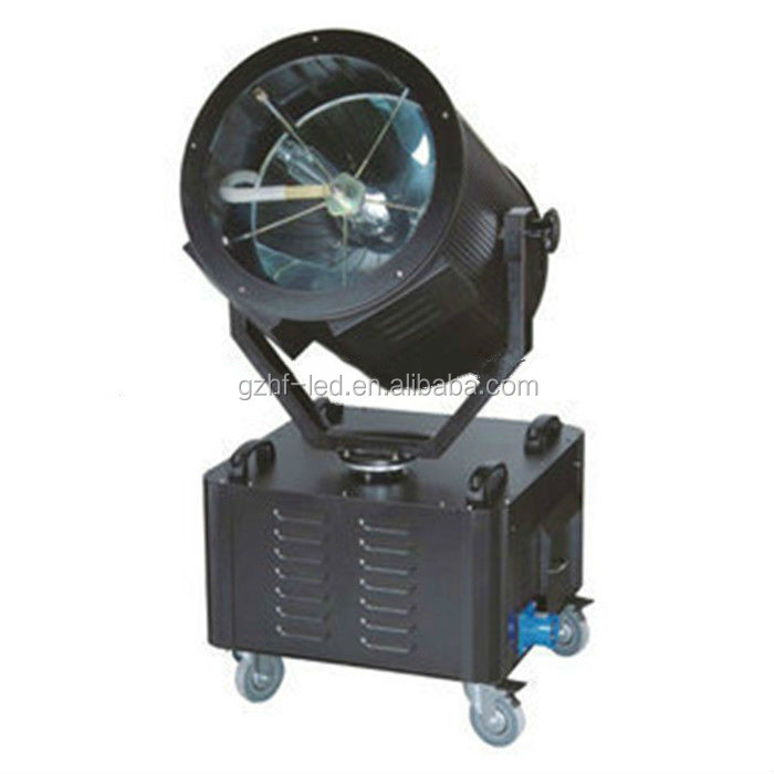 China Factory Wholesale tracker light Outdoor Sky Computer Search Light 2KW / 3KW / 4KW / 5KW for sale