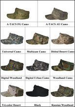 65% Polyester 35% Cotton Military Hard Hat for Army Men's