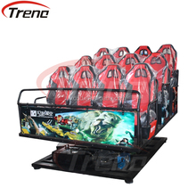 Zhuoyuan Wholesale Alibaba 3D Glasses Funny Games Hot Sale 5D Cinema 5D Theater