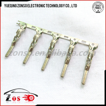 brass auto connector spade terminal for engine cable
