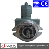 VP20 hydraulic variable displacement vane pump with blue coating for hydraulic machines