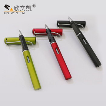 Fashion Design Oem Business Gel-Ink Gel Pen With Clip