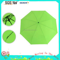 Original hot selling portable individual 3 fold umbrella