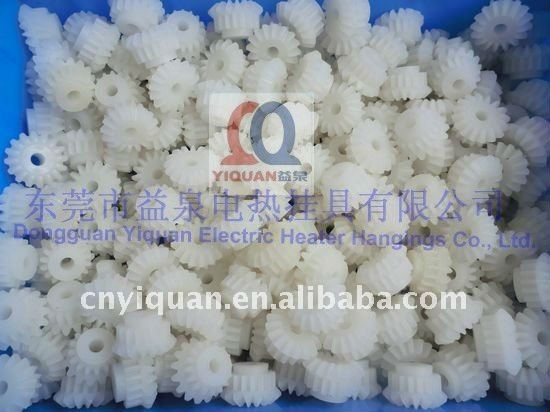 PVDF gear for cleaning machine