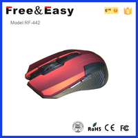 wholesale wireless optical gaming mouse