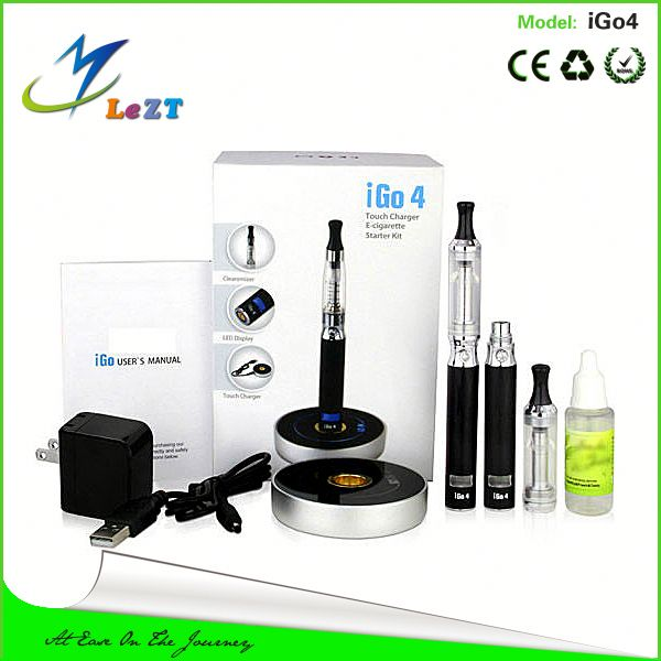 China wholesale e cig igo4 rechargeable elektro shisha