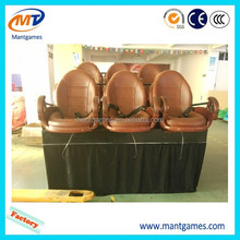 2014 Hot Sale Entertainment and Interactive CINEMA 8D VIRTUALE TIME MACHINE 8D CINEMA THEATER