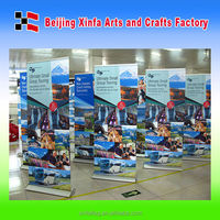 Advertising Usage and Aluminum etc Material Roll up Banner