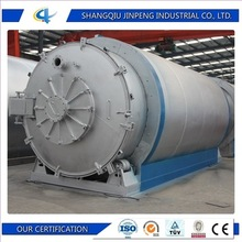 Plastic Waste Recycling Machine Tyre Pyrolysis Plant Crude Oil Buyers