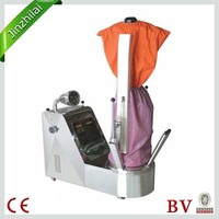 Fully automatic Laundry shirt form finisher/Dummy ironing machine