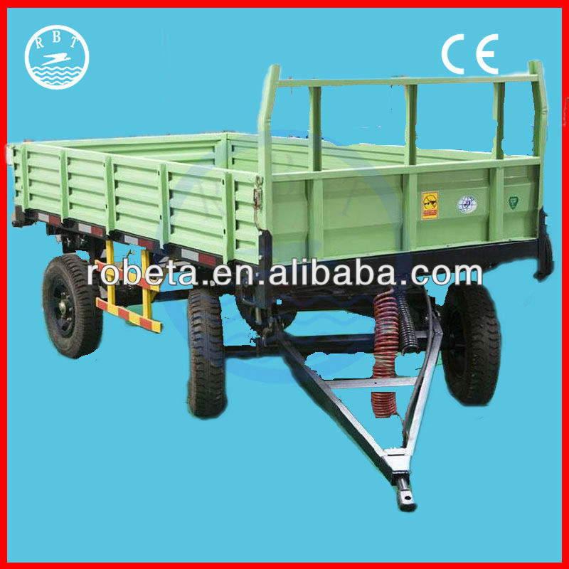 Free Design 4 Wheel Farm Utility Trailer