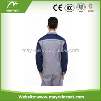 Polyester pvc coated material for suit / uniform / woker clothes