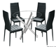 Coaster Furniture Vance White 5pc Dining Room Set