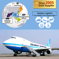Reliable china air freight shipping cargo to Latvia