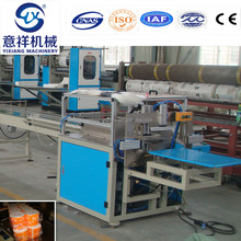 kitchen paper towel rolling making packing machine