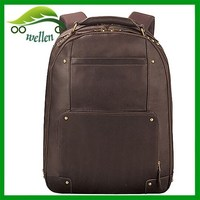 tough and fashion laptop backpack bags wholesale/17 inch laptop backpack