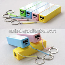 ALD-P14 hot selling 2600mAh fragrance manual for power bank external battery pack