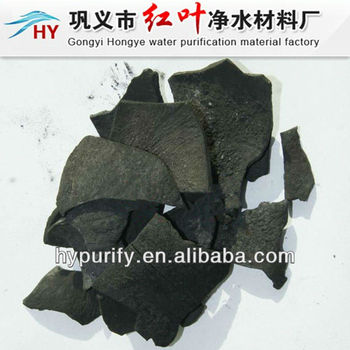 GRANULAR COCONUT SHELL ACTIVATED CARBON for water treatment and purification