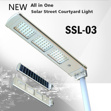 Made in China solar led road light With ISO9001 Certificate