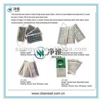 non-woven/active carbon/cotton face mask