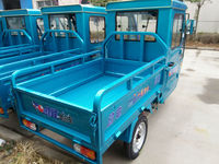 China manufacturer direct selling electric cargo tricycle for cargo
