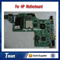 for hp DV7 DV7-4000 615686-001 laptop motherboard for AMD cpu with 4 video chips non-integrated graphics card 100% tested