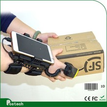 WT01 + FS01 Tragbare pda barcode-scanner android für android tablet pc/smartphone
